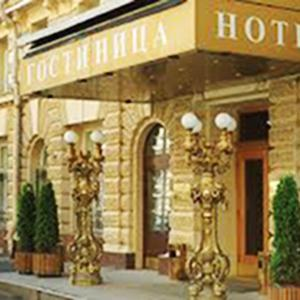 Гостиницы Фурманова