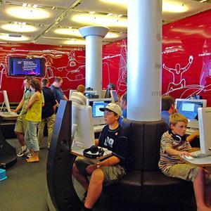 Интернет-кафе Фурманова