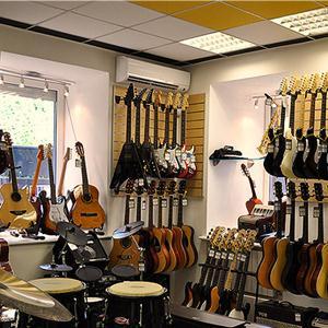 Музыкальные магазины Фурманова