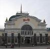 Железнодорожные вокзалы в Фурманове