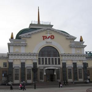 Железнодорожные вокзалы Фурманова